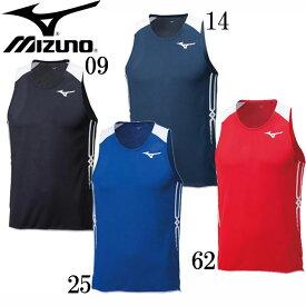 レーシングシャツ(陸上競技/メンズ)【MIZUNO】ミズノ 陸上 ウェア レーシングシャツ18SS(U2MA8050)*30