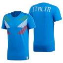 イタリア Tシャツ【adidas】アディダス ● サッカー Tシャツ18SS(EEE42-CF1684)*36