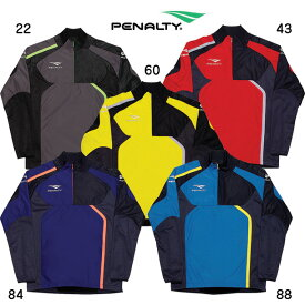 サーマルハーフジップジャケット【penalty】ペナルティー ● ウェア 17fw 29au30fe(po7518)*72