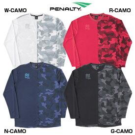 ハイススプリットプラシャツ 長袖【penalty】ペナルティーウェア 19fw r1(pu9012)*10
