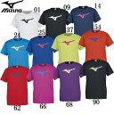 BS Tシャツ ビッグRBロゴ(ユニセックス)【MIZUNO】ミズノトレーニングウエア ミズノTシャツ18SS (32JA8155)*30