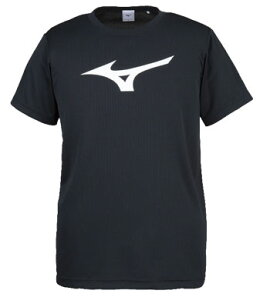 BSTシャツビッグRBロゴ(ユニセックス)【MIZUNO】ミズノトレーニングウエアミズノTシャツ18SS(32JA8155)