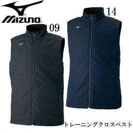 トレーニングクロスベスト(メンズ)【MIZUNO】ミズノトレーニングウエア ベスト18SS (32JC7135)*30