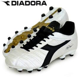 BAGGIO03KMG14【diadora】ディアドラ●サッカースパイクバッジオ18FW(173472-2348)