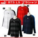 BTS LSトレーニングTEE【PUMA】プーマ ●プラシャツ(654685)*52