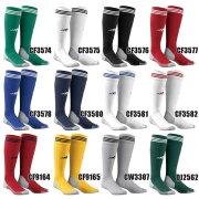 ADIソックス18【adidas】アディダスサッカーストッキング(DRW46)