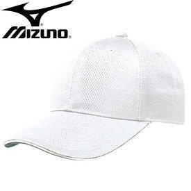 オールメッシュ六方型【MIZUNO】ミズノ 野球 帽子 14SS(12JW4B0301)*30