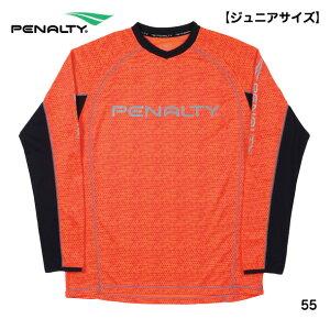 JRプラシャツ長袖【penalty】ペナルティー●ウェア30au31fe18fw(pu8114j)