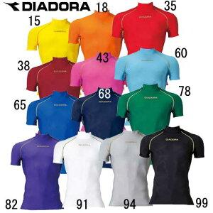 ハーフスリーブインナーシャツ【diadora】ディアドラ●サッカーインナーシャツ(fp0306)