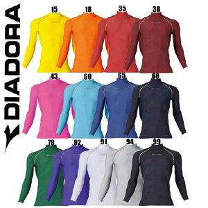 ロングスリーブインナーシャツ【diadora】ディアドラコンプレッション12fw(fp0307)