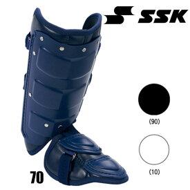 フットガード(右打者用)【SSK】エスエスケイ プロテクター13ss(FG100L)*26