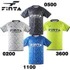 昇華プラクティスシャツ 【FINTA】フィンタ サッカー フットサル ウェア プラシャツ (FT8115)*76
