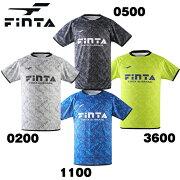 昇華プラクティスシャツ【FINTA】フィンタサッカーフットサルウェアプラシャツ(FT8115)
