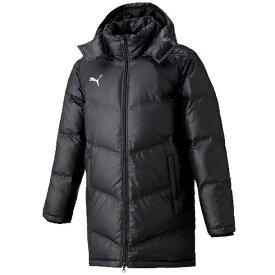 TT ESS PRO ミドルダウンコートジャケット【PUMA】プーマ ベンチコート ダウンコート(920728)*51