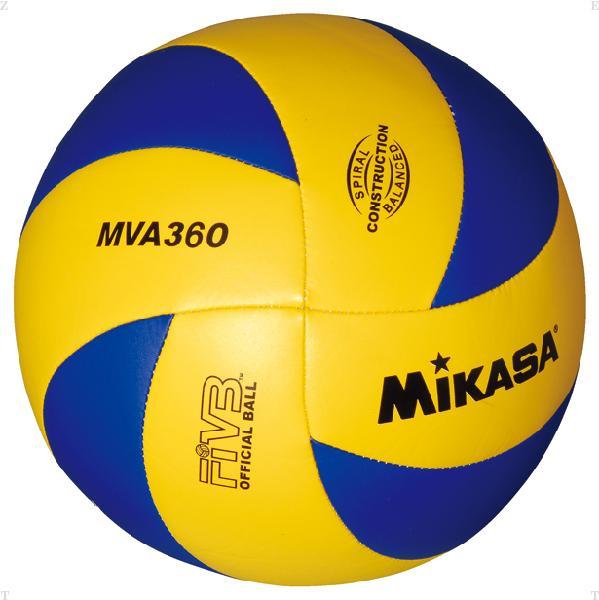 バレーボール 練習球5号【MIKASA】ミカサバレー mikasa(MVA360)<お取り寄せ商品の為、発送に2〜5日掛かります。>*23