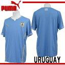 ウルグアイ代表 ホームレプリカシャツ【PUMA】プーマ ●サッカートレーニングウェア 14SS(744322-01)*85