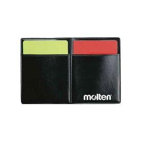 警告カードセット【molten】モルテン レフリー用品(CCS)*20