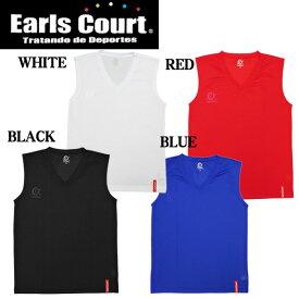 JR シンプルノースリ インナーシャツ 【Earls court】アールズコート サッカーウェア ジュニアインナー18SS(ECJ-NS002)*00