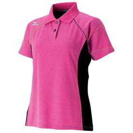 6f7c503efabe0 ドライサイエンス/ゲームシャツ(レディース/ラケットスポーツ)(64ベリーピンク×