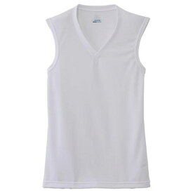 (ドライベクターエブリ)Vネックノースリーブシャツ(大きいサイズ)【MIZUNO】ミズノ大きいサイズ アンダーウエア(C2JA6104)*25