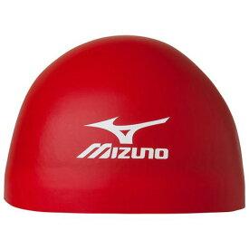 GX-SONIC HEAD(シリコーンキャップ/小さめサイズ)(62レッド)【MIZUNO】ミズノスイム 競泳水着 GX(N2JW6003)*60