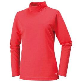 シャツ(ハイネック)(レディース)【MIZUNO】ミズノトレーニングウエア ミズノクロスティック Tシャツ/ポロシャツ(32MA6851)*64