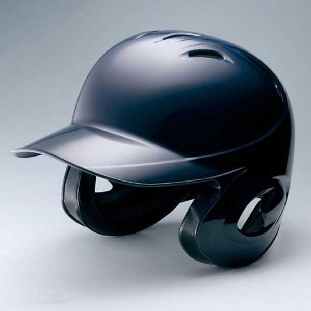 軟式用ヘルメット(両耳付打者用/野球)【MIZUNO】ミズノ野球 ヘルメット 軟式用(1DJHR101)*28