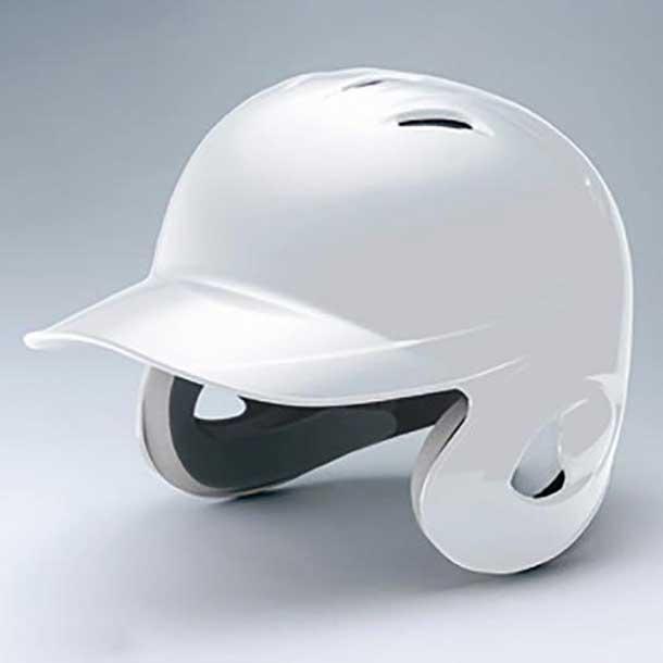 少年軟式用ヘルメット(両耳付打者用/野球)【MIZUNO】ミズノ野球 ヘルメット 少年軟式用(1DJHY102)*30