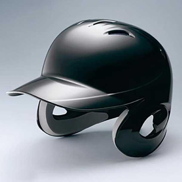 少年軟式用ヘルメット(両耳付打者用/野球)【MIZUNO】ミズノ野球 ヘルメット 少年軟式用(1DJHY102)*26