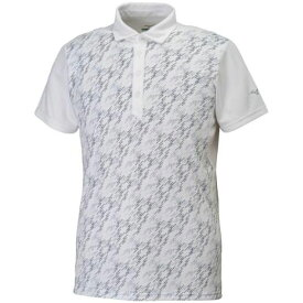 ソーラーカットポロシャツ(大きいサイズ)(メンズ)【MIZUNO】ミズノトレーニングウエア ミズノトレーニング Tシャツ/ポロシャツ(32JA8G70)*26