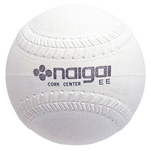 ナイガイ ゴム・ソフトボール 検定3号(1ダース)【MIZUNO】ミズノソフトボール ボール 試合球・練習球(2OS543)*14