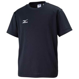 Tシャツ(NAVIドライ)(ジュニア)【MIZUNO】ミズノトレーニングウエア ミズノトレーニング Tシャツ ポロシャツ(32JA6426)*30