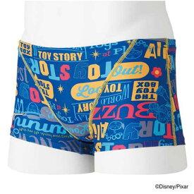 Disney/TOY STORY ショートスパッツ メンズ【MIZUNO】ミズノスイム 競泳水着 エクサースーツ(練習用水着)(N2MB8580)*50