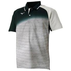 ドライサイエンスゲームシャツ(ラケットスポーツ) メンズ【MIZUNO】ミズノテニス ウエア ゲームウエア(62JA8508)*26