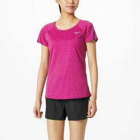 Tシャツ レディース 【MIZUNO】ミズノトレーニングウエア ミズノトレーニング(ウィメンズ) Tシャツ(32MA9811)*20