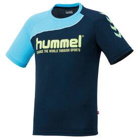 ハンドボールTシャツ【hummel】ヒュンメルTシャツ(HAP1142H)*24