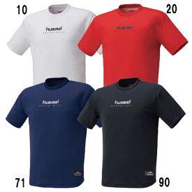 バスケットプラクティスTシャツ【hummel】ヒュンメルTシャツ(HAPB4035)*72