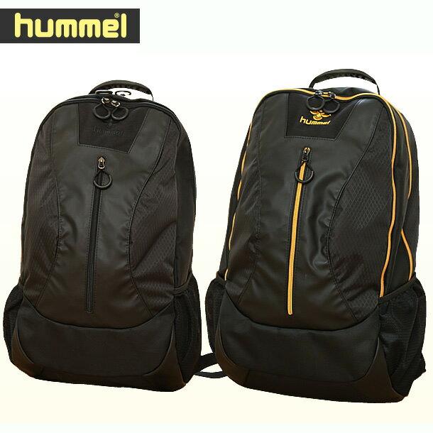 Pit-Sports限定 バックパック【hummel】ヒュンメル バック リュックサック 14FW(hfb6038)*68