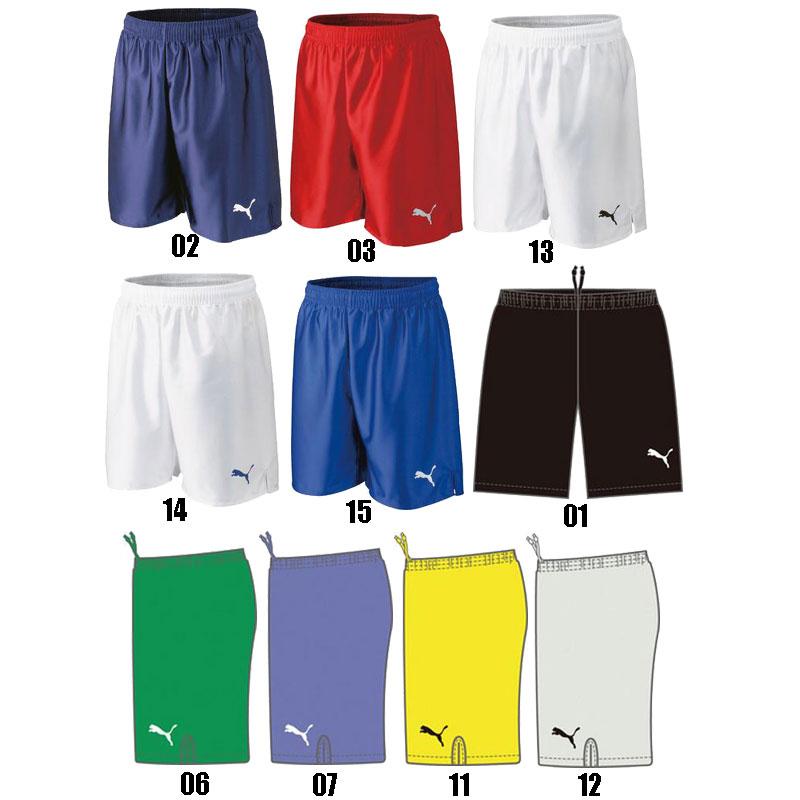 ジュニアゲームパンツ【PUMA】プーマ JRサッカーパンツ(900411)<メーカー取り寄せ商品のため発送に2〜6日掛かります。>*20