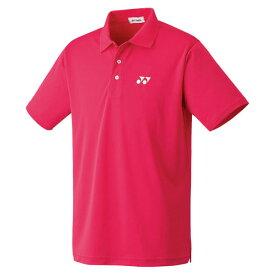 UNI ポロシャツ(スタンダードサイズ)【Yonex】ヨネックステニスゲームシャツ(10300-122)*21