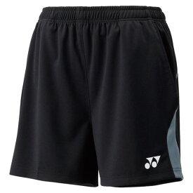 UNI ニットハーフストレッチパンツ【Yonex】ヨネックステニスゲームパンツ(15043-007)*21