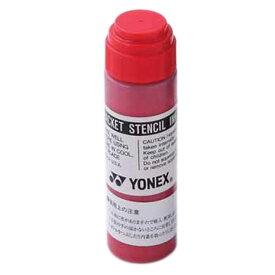 ステンシルマークインキ【Yonex】ヨネックステニスラケット ザッピン(AC414-001)*20