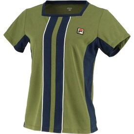 93 ゲームシャツ【fila】フィラテニスゲームシャツ W(vl1994-24)*11