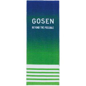 フェイスタオル35*85CM【GOSEN】ゴーセンテニスタオル(k2004-41)*10