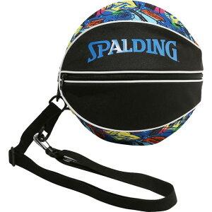 ボールバッグ MTV ギター【spalding】スポルディングバスケットボールケース(49001gu)*10