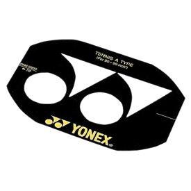 ステンシルマークA(90-99インチ)【Yonex】ヨネックステニスグッズソノタ(ac502a)*21