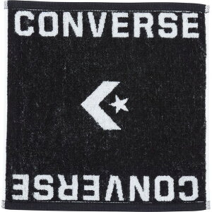0S ジャガードハンドタオル【converse】コンバースバスケットタオル(cb182902-1911)*20
