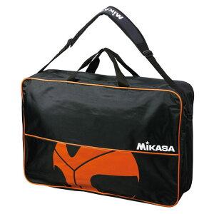 バスケットボールバッグ6個入【MIKASA】ミカサバスケットボールケース(BA6CBKBR)*21