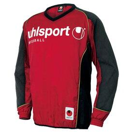 GKウインドアップジャケット【uhlsport】ウールシュポルト ▲サッカーピステシャツ(U91401-64)*50