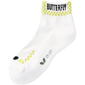 パトナール・ソックスバタフライ(butterfly)タッキュウソックス(92140-107)*16